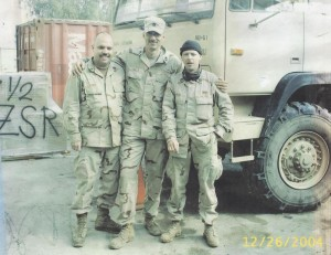 Hermas Lavoie (Left), Doug Walls (Center), & Gene Briggs (Right)